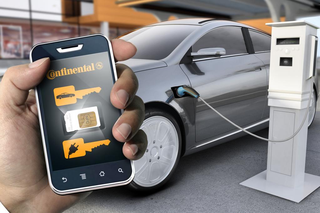 Smartphone wird zum Autoschlüssel