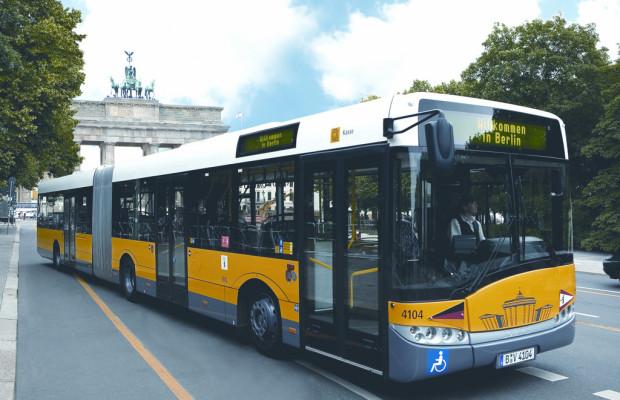 Solaris liefert 200 Urbino nach Belgrad