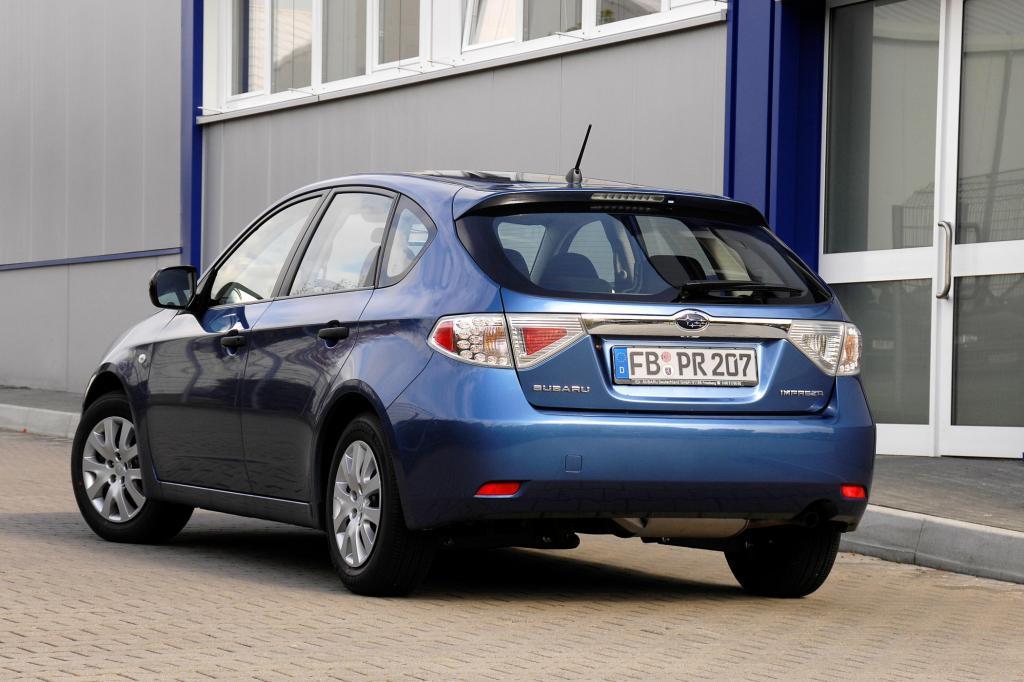 Subaru Impreza 1 Punkt 5 RF ab 2008