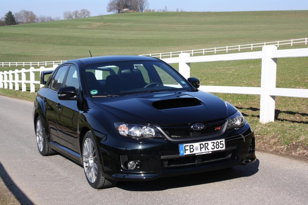 Subaru Impreza STI 2011