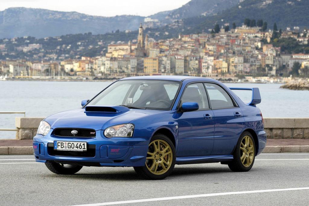 Subaru Impreza STI ab 2003