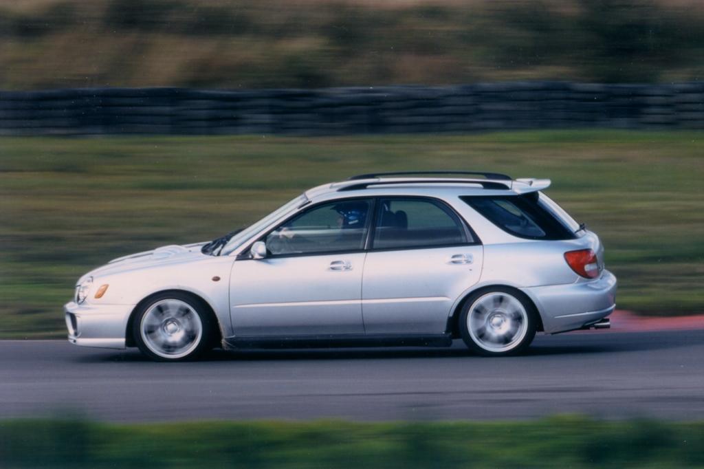 Subaru Impreza Sportkombi WRX 2000