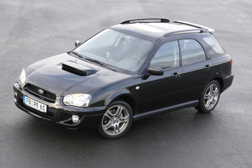Subaru Impreza WRX Sportkombi 2003