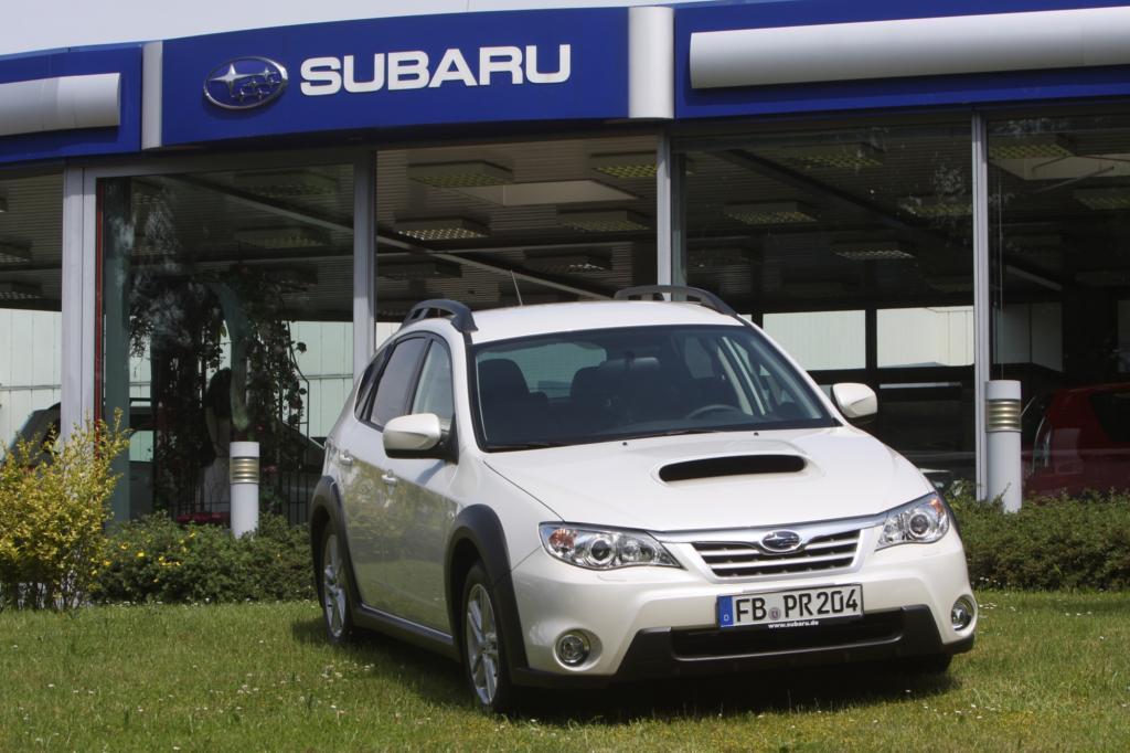 Subaru Impreza XV ab 2010