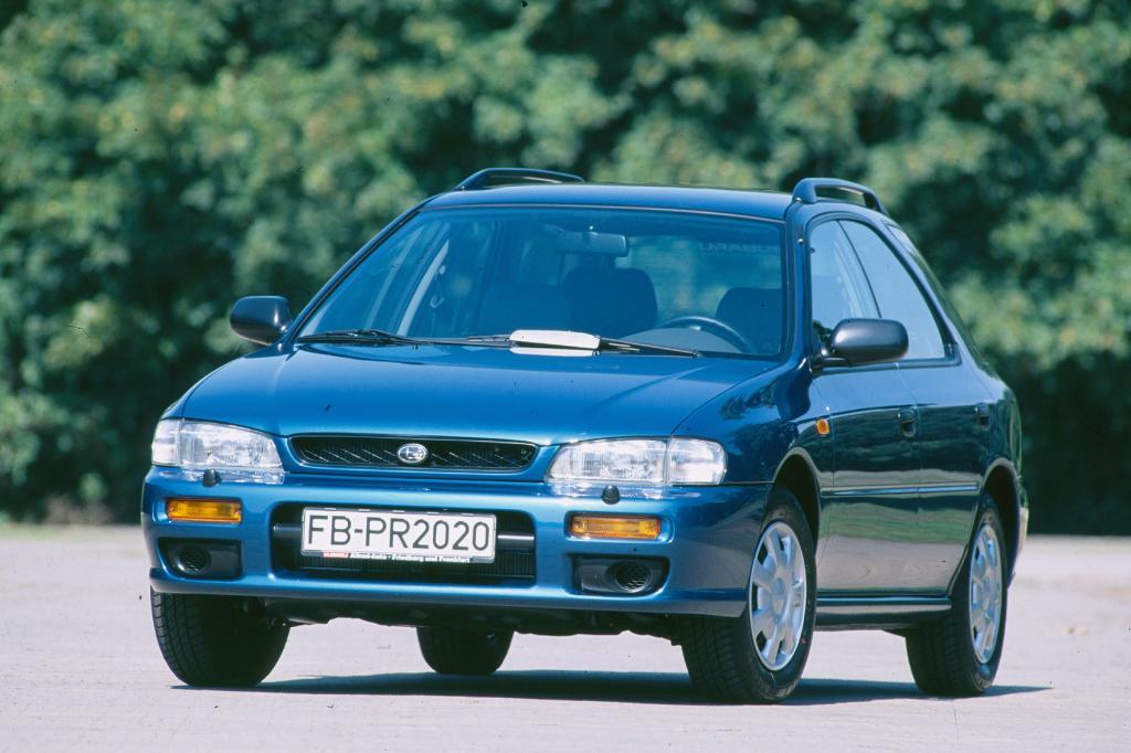 Subaru Impreza ab 1996