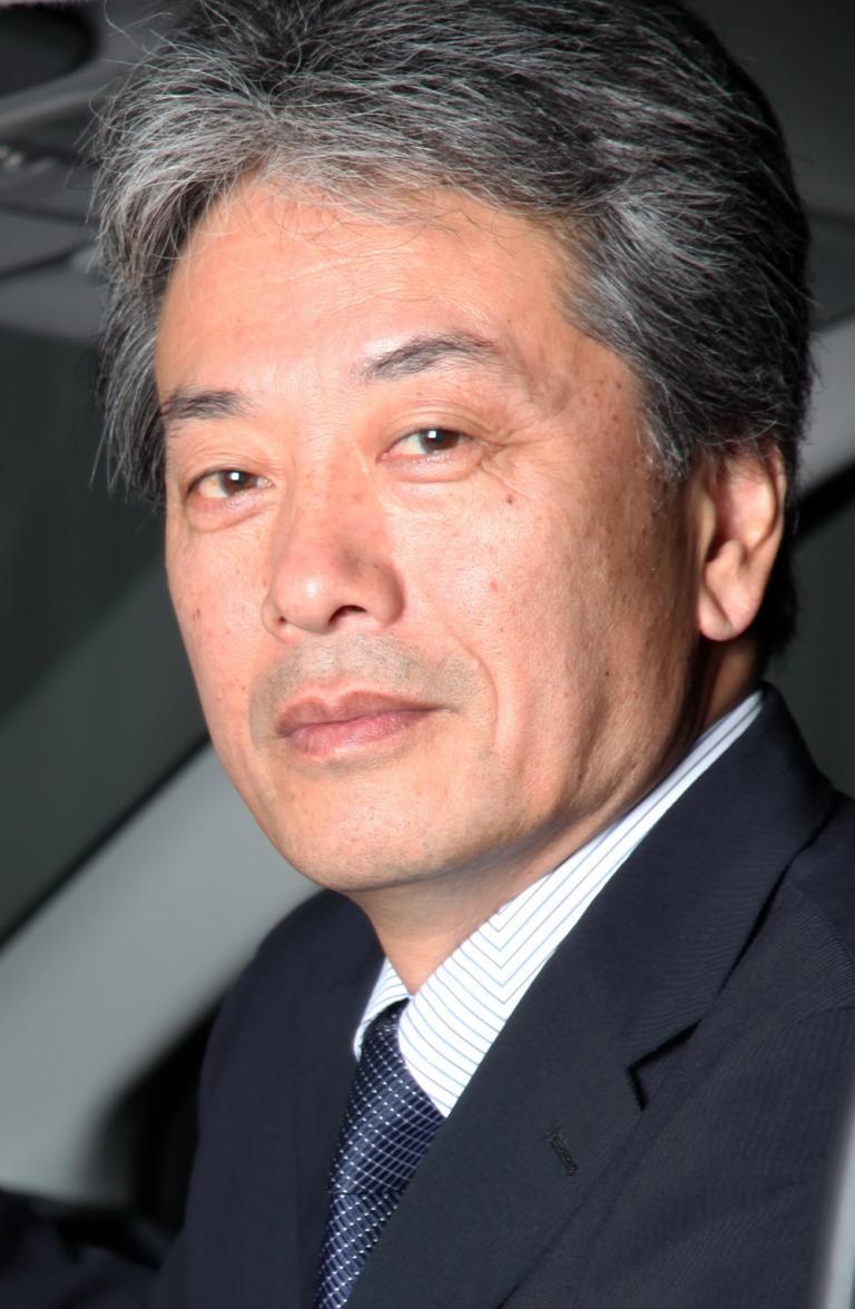 Suzuki-Europa-Chef Takanori Suzuki.