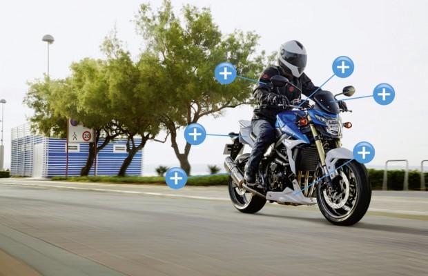 Suzuki GSR750: Zubehör-Gutschein für Naked-Bike