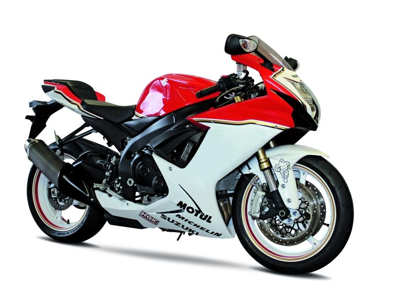 Suzuki GSX-R: Supersportler kommt als Sondermodell im Racing-Look