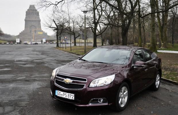 Test: Chevrolet Malibu 2.0 TD - Opelmotor im Amipelz