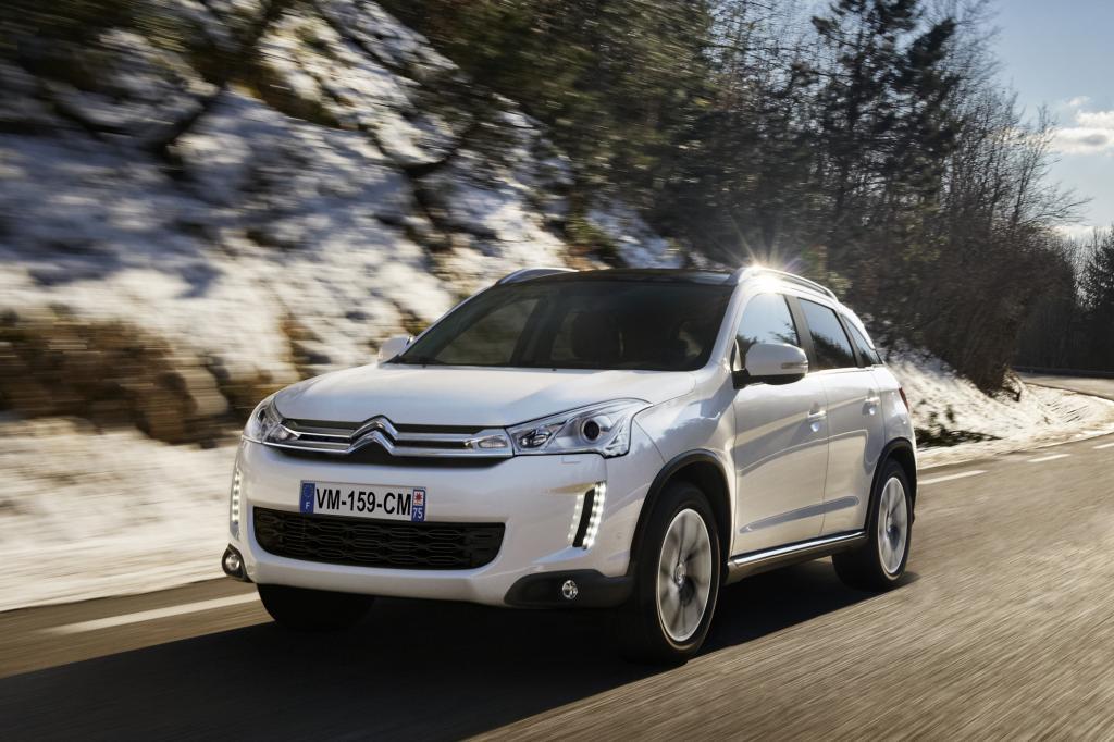 Test: Citroen C4 Aircross - Kompakt-SUV unter Konkurrenzdruck