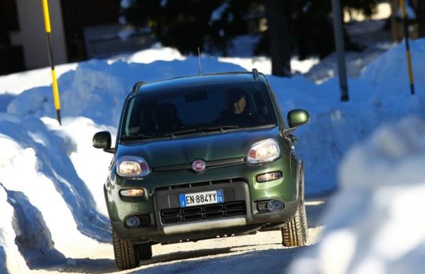 Test: Fiat Panda 4x4 - Eines Bären Gespür für Schnee