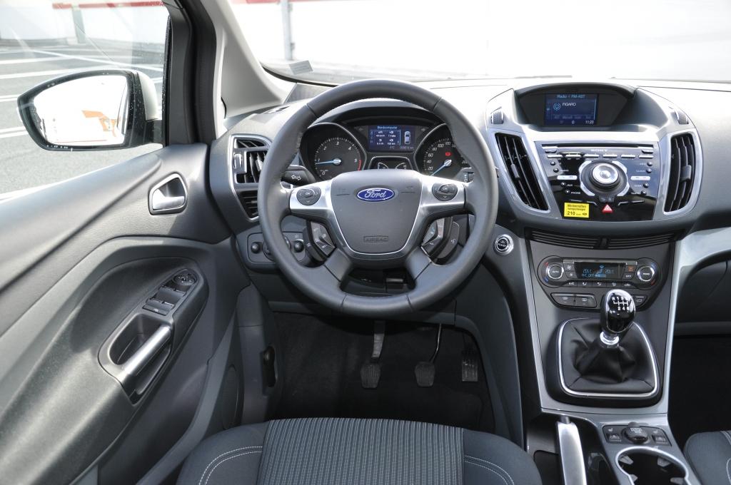 Test Ford Grand C Max 16 Tdci Titanium So Macht Familie Spaß Magazin