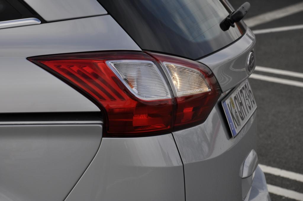 Test Ford Grand C-Max 1.6 TDCi Titanium: So macht Familie Spaß
