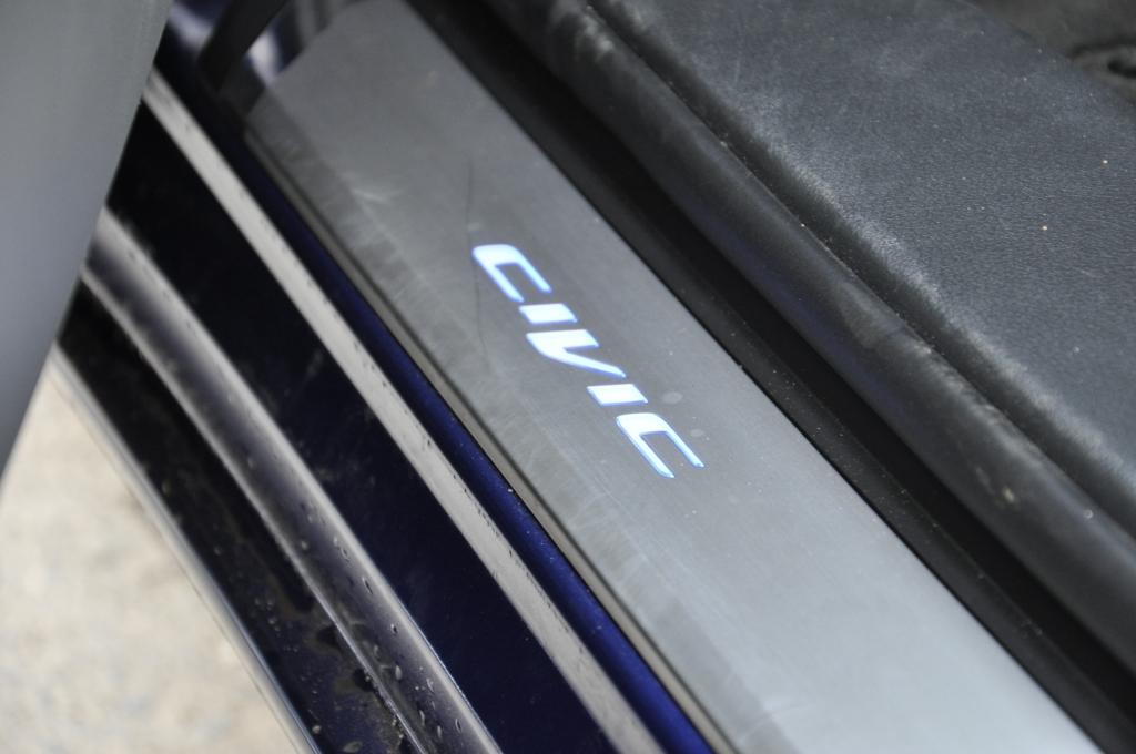 Test Honda Civic - Viel Platz auf engstem Raum