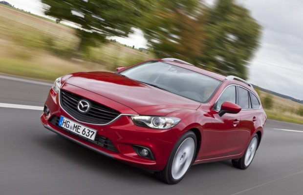 Test: Mazda6 Kombi - Auf neuem Niveau