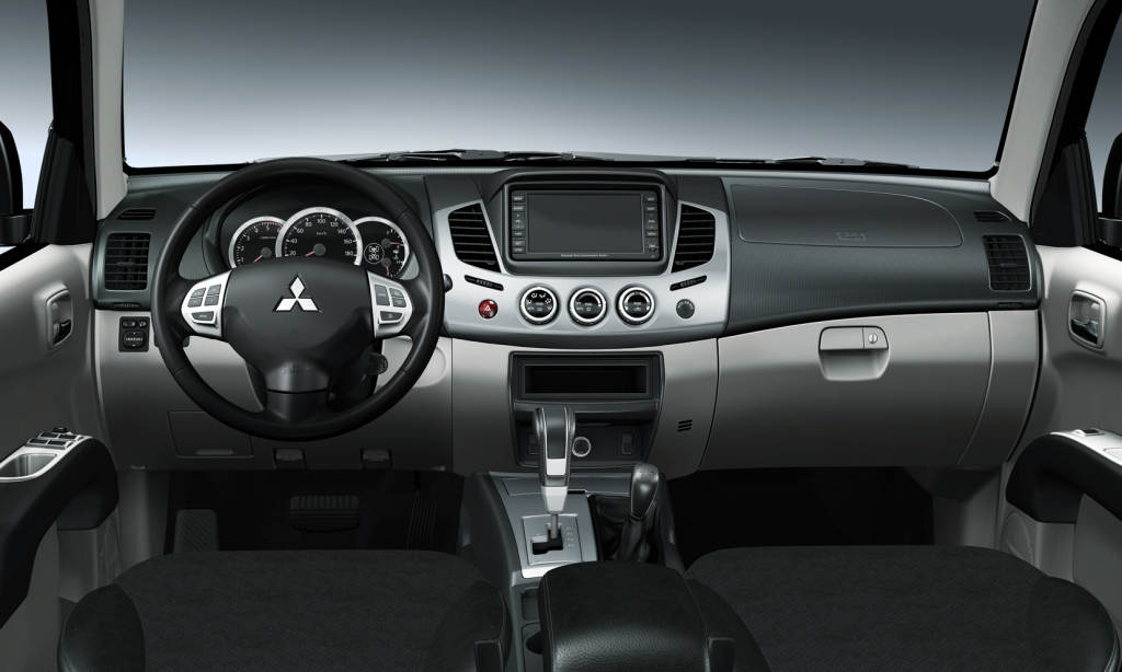 Test Mitsubishi L200
