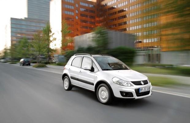 Test: Suzuki SX4 4x4 - Städter auf Abwegen