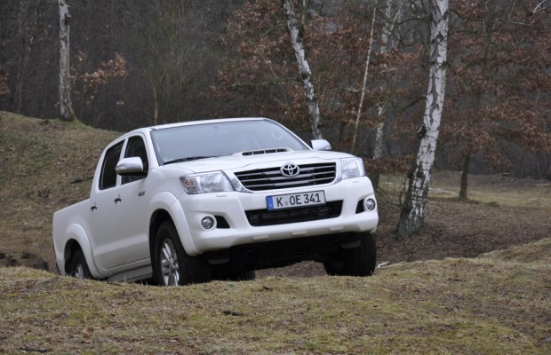 Test Toyota Hilux 3.0 Double-Cab 4x4 Executive: Domestiziertes Arbeitstier