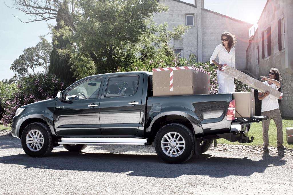 Test Toyota Hilux 3.0 Double-Cab 4x4 Executive: Domestiziertes Arbeitstier