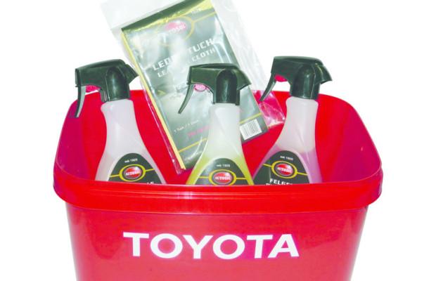 Toyota bietet Autocheck für 9,90 Euro an