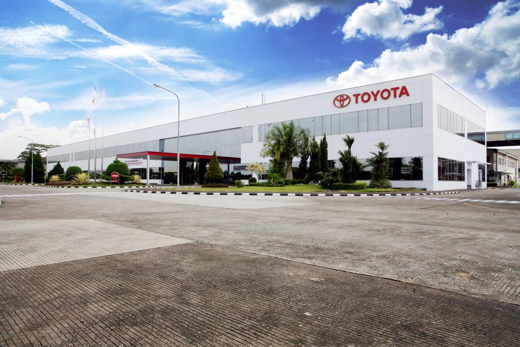 Toyota entwickelt zweites Automobilwerk in Indonesien