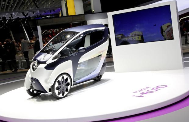 Toyota unterstützt emissionsfreies Carsharing in Grenoble