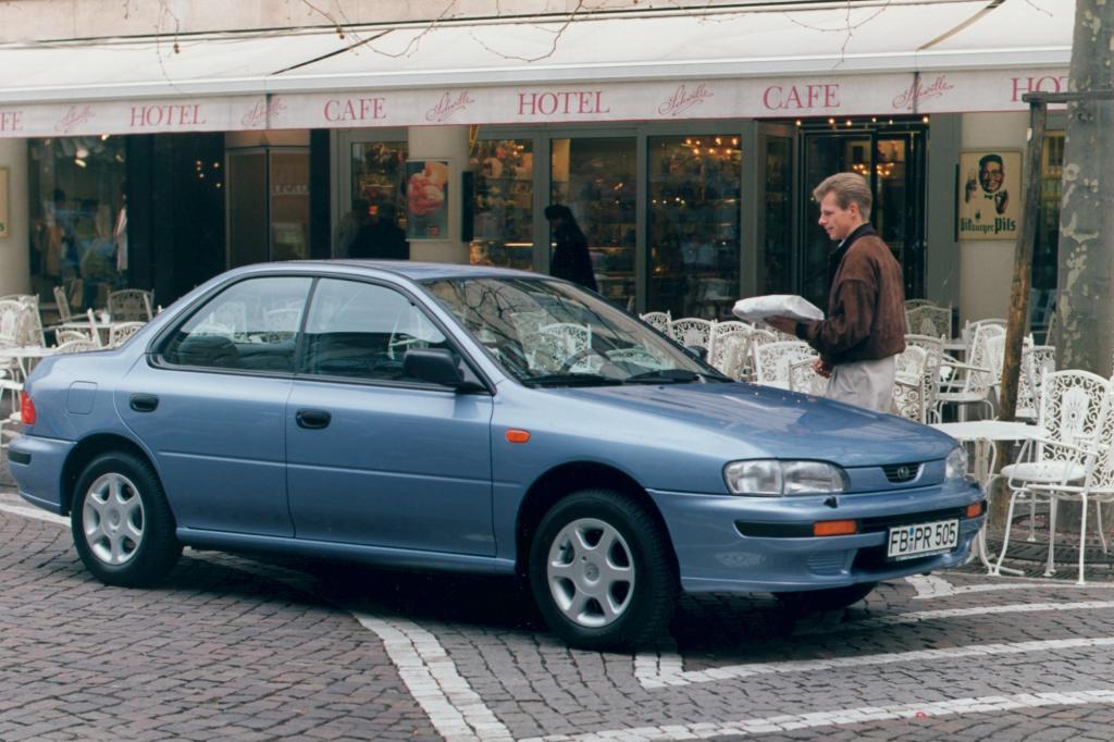 Tradition: 20 Jahre Subaru Impreza - Blaues Wunder