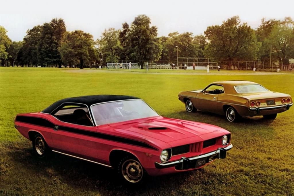 Tradition: 50 Jahre Muscle Cars von GM, Ford, Chrysler und AMC - Bärenkräfte für Burnouts