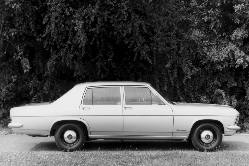 Tradition: 75 Jahre Opel Kapitän - Große Klasse für kleines Geld