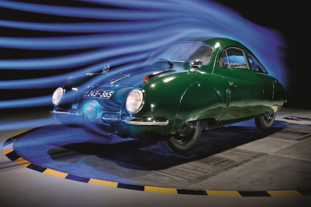 VW Aerodynamik-Käfer - Altes Auto mit neuem cW-Wert
