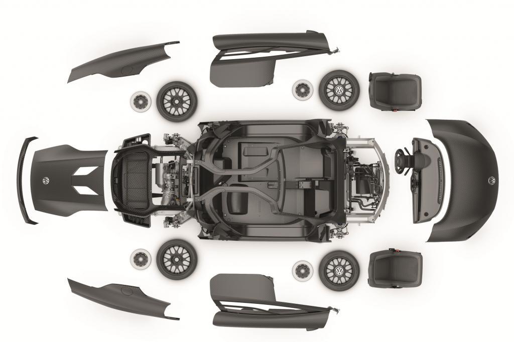 VW XL1 - Auf Sparflamme durch die Schweiz