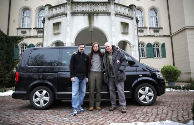 Volkswagen Nutzfahrzeuge stellt Fuhrpark für