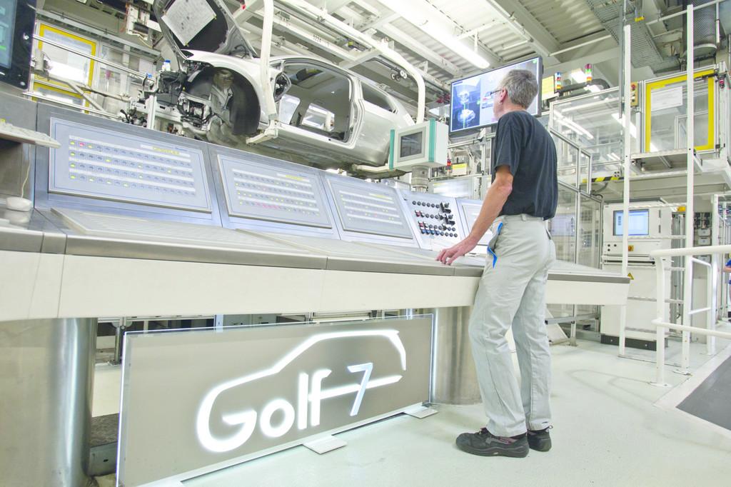 Volkswagen ist Deutschlands attraktivster Arbeitgeber