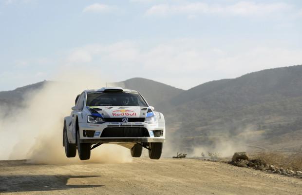 Volkswagen mit zwei neuen Polo-Piloten beim Fafe Rally Sprint