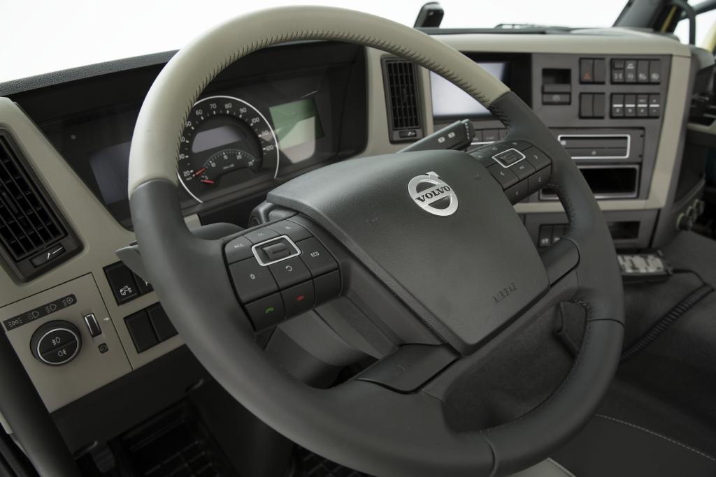 Volvo FM bei der Commercial Vehicles Show