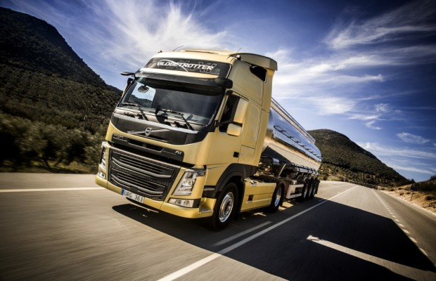 Volvo FM bei der Commercial Vehicles Show