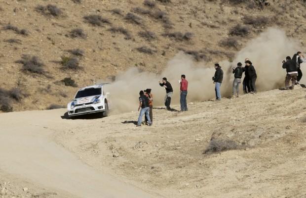 WRC Mexico: Sebastian Ogier mit Blitzstart