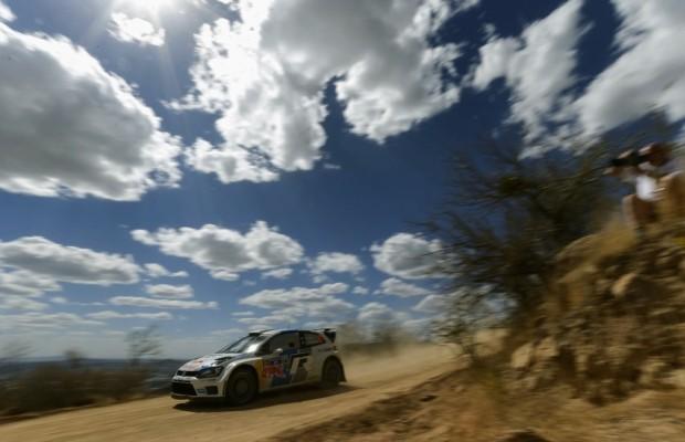 WRC in Mexico: Polo und Ogier übertreffen die Erwartungen
