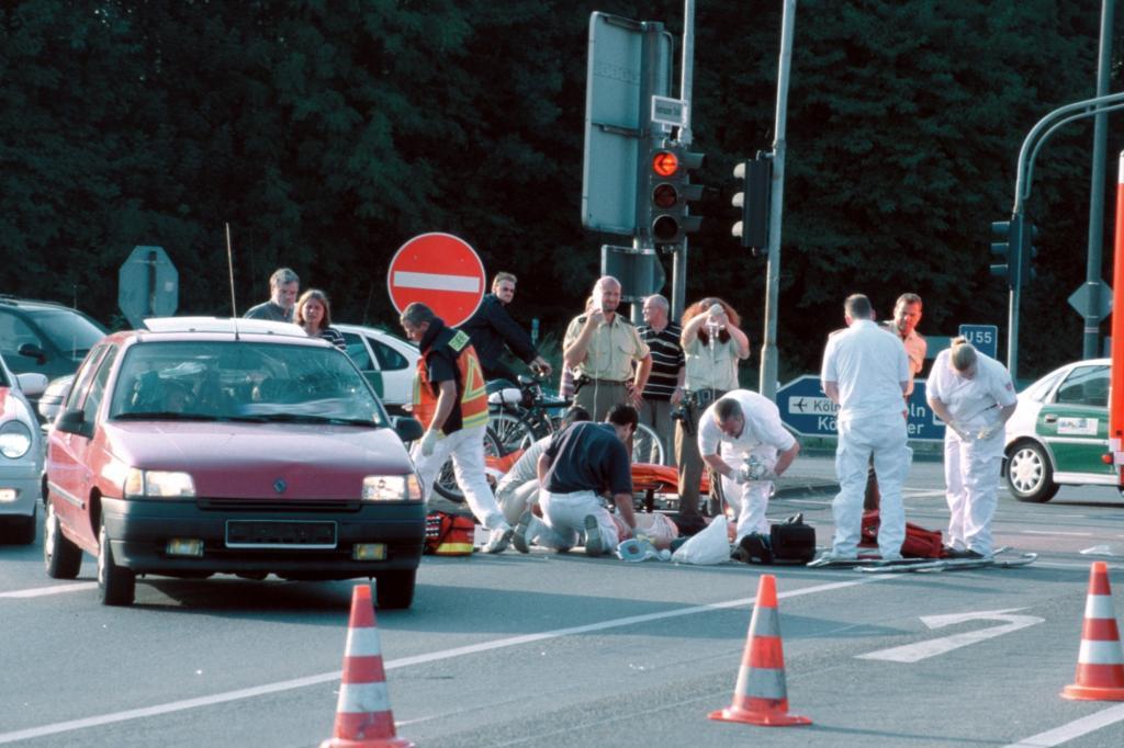 Was die Unfallstatistik verschweigt