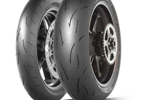 Zwei neue Dunlop-Motorradreifen für die Rennstrecke