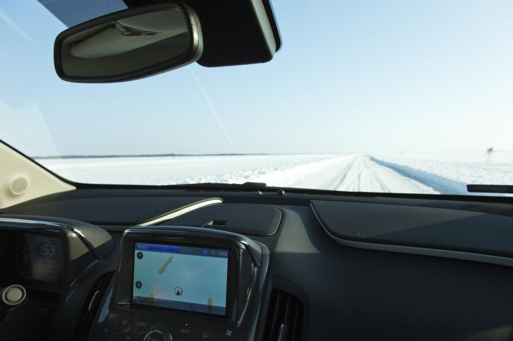 Zweistufig einstellbar kann man bei bis zu zehn Grad Frost mit dem 2013er Ampera-Modell reinelektrisch fahren