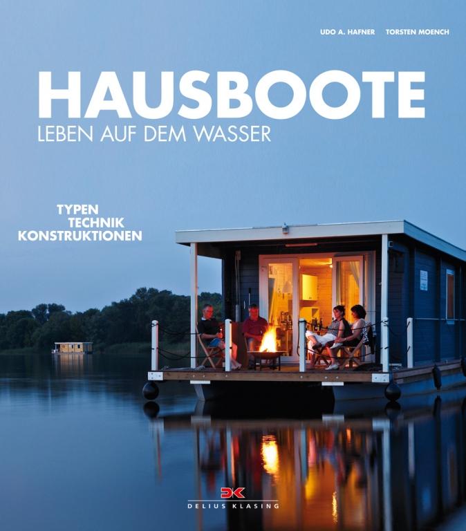 auto.de-Buchtipp: Hausboote – Leben auf dem Wasser – Typen, Techniken, Konstruktionen