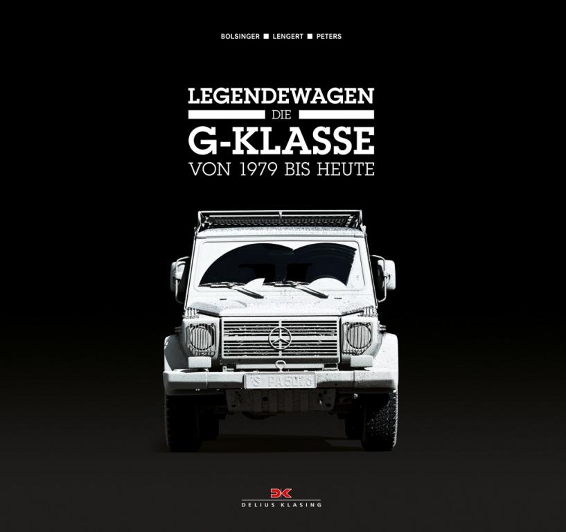 auto.de-Buchtipp: Legendewagen - Die G-Klasse
