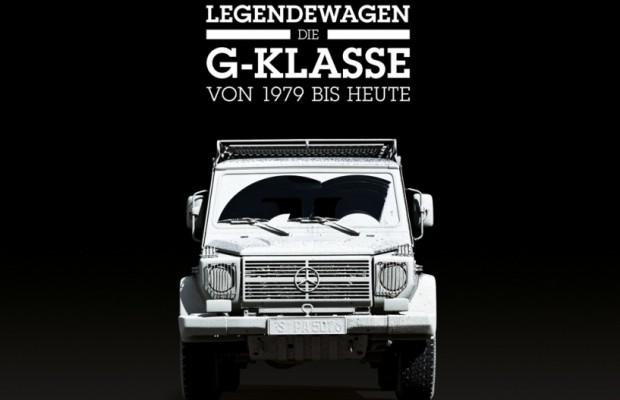 auto.de-Buchvorstellung: Legendewagen – Die G-Klasse von 1979 bis heute