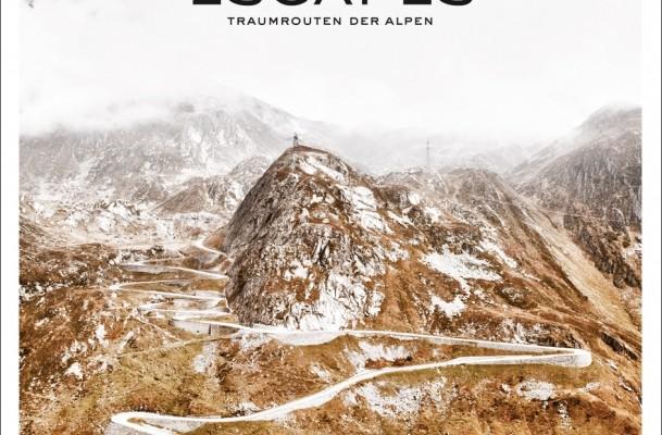 auto.de-Ostergewinnspiel: »Escapes - Traumrouten der Alpen«