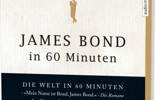 auto.de-Ostergewinnspiel: Hörbuch »James Bond in 60 Minuten«