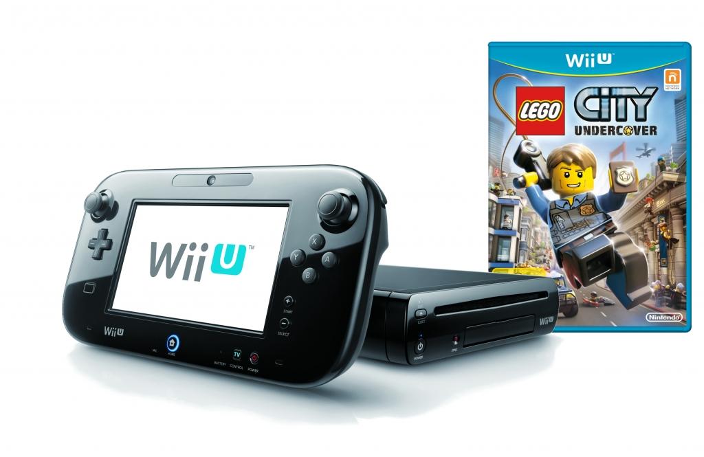 auto.de-Ostergewinnspiel: Wii U Premium Pack von Nintendo + Spiel LEGO City Undercover