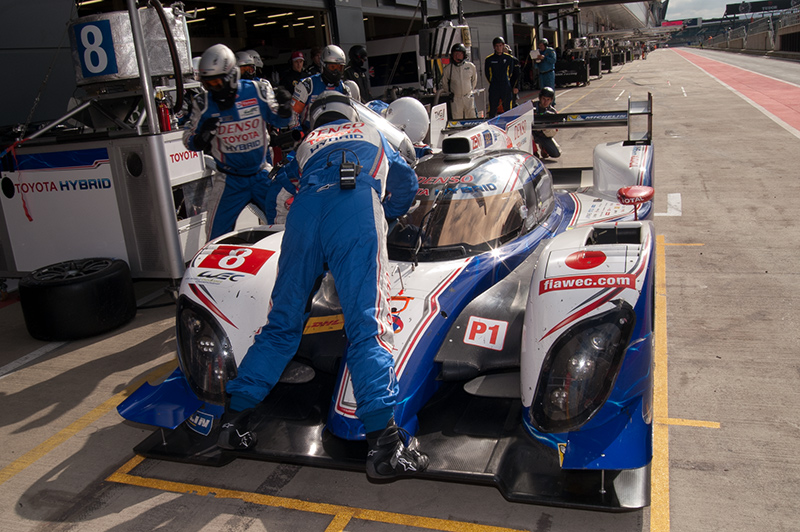 2013 World Endurance Championship (WEC): 6 Hours of Silverstone
