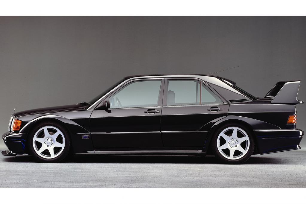 30 Jahre Mercedes 190 E 2,3-16: Der erste Benz im