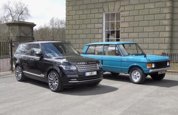 65 Jahre Land Rover: 138 Mal Geschichte und viel Zukunft